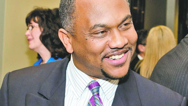 Kendall Moore is chairman of the Brevard County Charter Review Commission