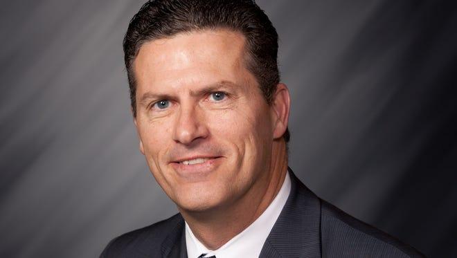 Indiana Rep. Sean Eberhart, R-Shelbyville