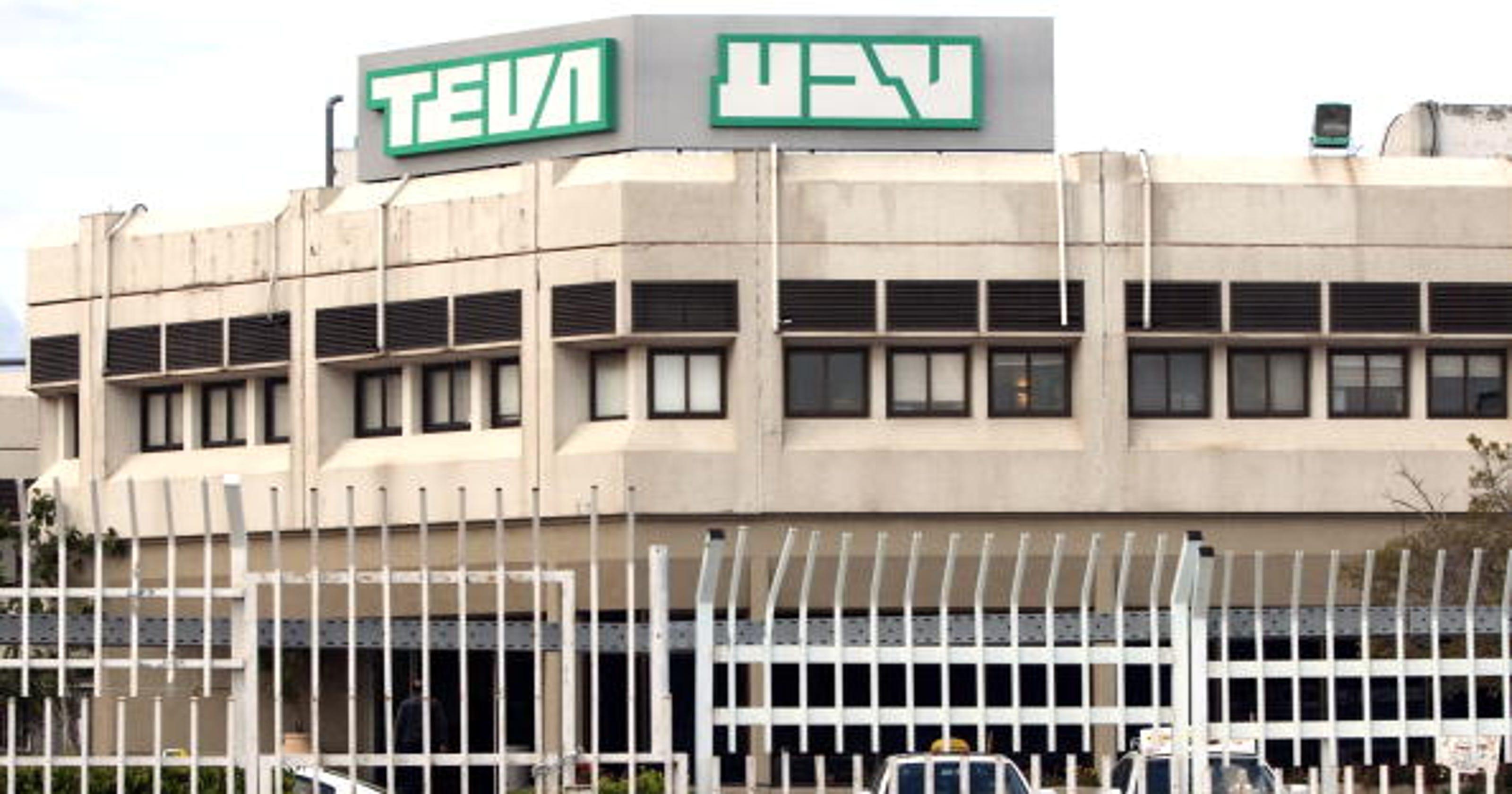 60232b154f30 Teva Pharma plans to cut about 5