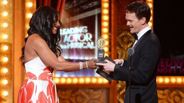 """Audra McDonald won her sixth Tony Award for portraying Billie Holiday in """"Lady Day at Emerson's Bar & Grill"""" Sunday."""