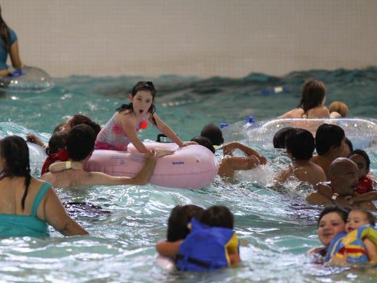 Kiwanis Wave Pool