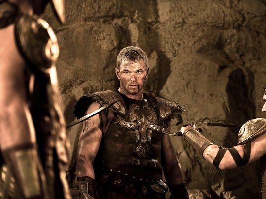 "Kellan Lutz in ""The Legend of Hercules."""