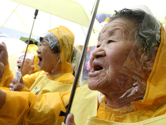 Japans apology for wartime prostitution ruled valid