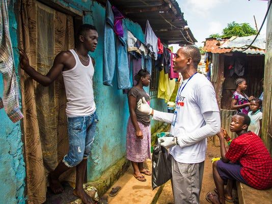 Ebola education
