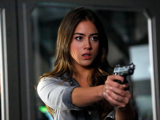 If you want to see Chloe Bennet in