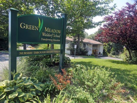 The Green Meadow Waldorf School in Chestnut Ridge, photographed July 10, 2014.
