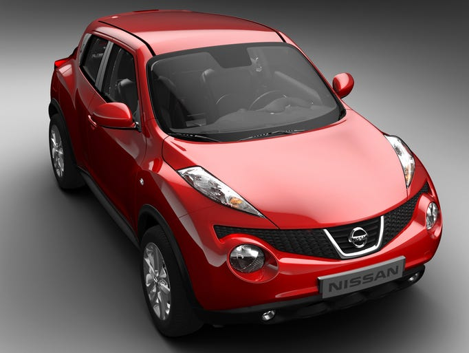 The Nissan Juke is either so ugly you'll hate it or so great looking you'll embrace it.