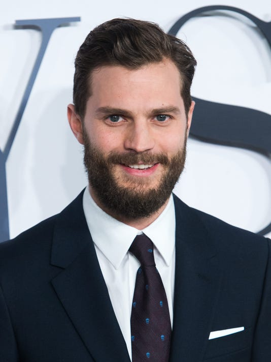 Jamie Dornan 'looking forward' to next 'Grey'