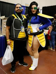 The 2018 El Paso Comic Con which continues through