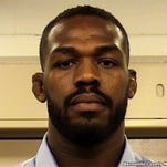 Jon Jones as given 18 months of supervised probation after pleading guilty today to one felony charge of leaving the scene of an accident involving an injury.
