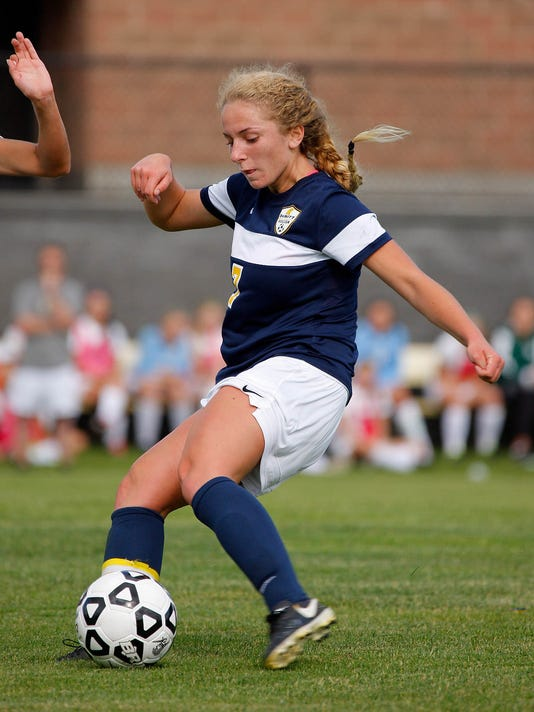 DeWitt vs Pontiac Notre Dame Prep Girls Soccer