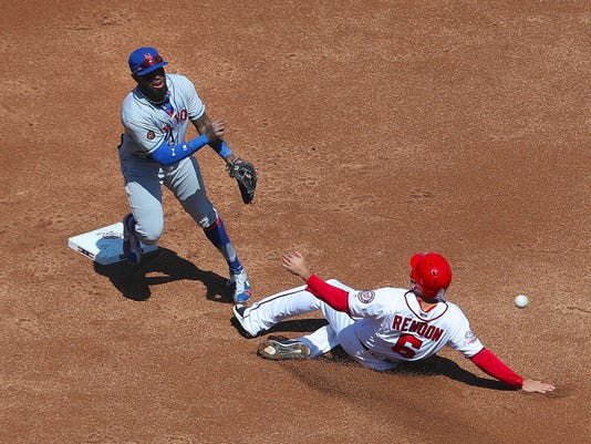 Anthony Rendon, Jose Reyes