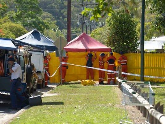 Australia Children Killed