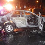 Arsonist torches Cadillac SUV in Salisbury: Fire Marshal