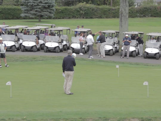 Somerset County Business Partnership's 43rd annual Robert G. Ransone Golf Classic will be 9:30 a.m. Sept. 21 at Raritan Valley Country Club in Raritan Borough. Sponsors are being sought at 908-218-4300.