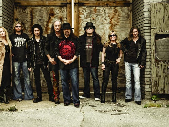 Southern rock icons Lynyrd Skynyrd will perform at the second annual Louder Than Life festival Oct. 3-4 at Louisville's Champions Park.