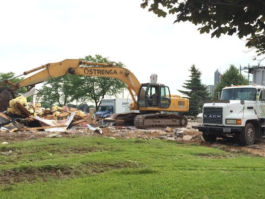 Packers Demolition 1