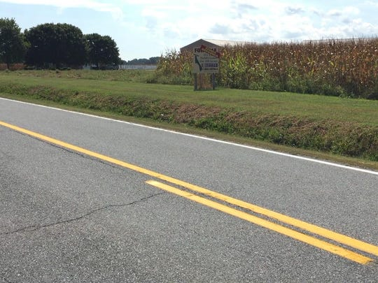 "Richland Partnership LLC, which owns 109 acres along Port Penn Road under consideration for a more-than $3 million New Castle County farmland preservation purchase, has long advertised the land as ""sewer approved"" and ready for development."