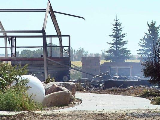 South Dakota Fatal Fire