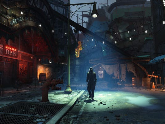 Game Review-Fallout 4