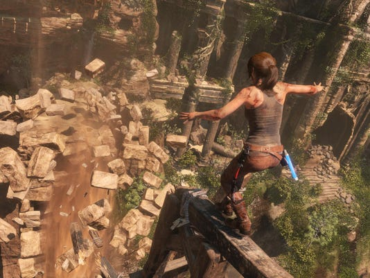 Xbox One Rise of the Tomb Raider Bundle (1)
