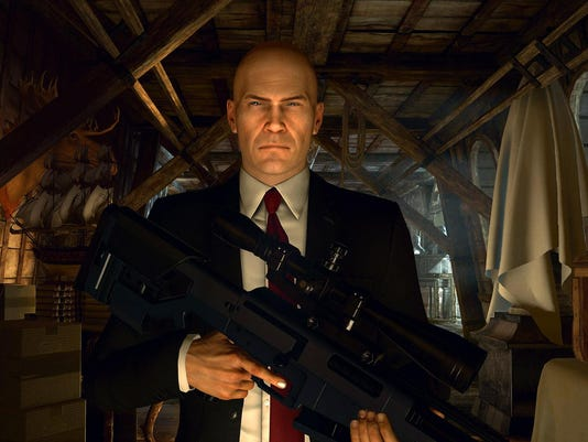 Game Review Hitman