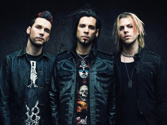 Like a Storm perform Tuesday with Hinder at Magic City Music Hall.