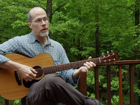 Paul Stokes will perform Sept. 3 at the Unitarian Fellowship in Kingston as part of the coffeehouse series presented by the Kingston chapter of the Hudson Valley Folk Guild.