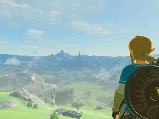 Game Review Zelda