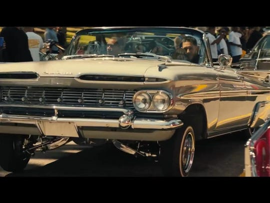 """""""Lowriders"""" tells the story of Latino car culture in Southern California."""