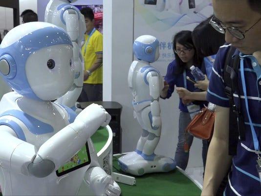 China New Robots (2)