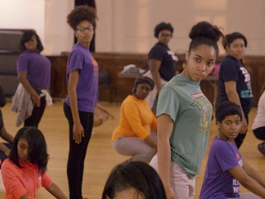 "The new documentary ""Step,"" focused on a step dance team, was filmed at Baltimore Leadership School for Young Women."