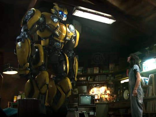 """Hailee Steinfeld in """"Bumblebee."""""""
