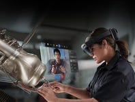 Beyond gaming: Mixed-reality tech joins the business world