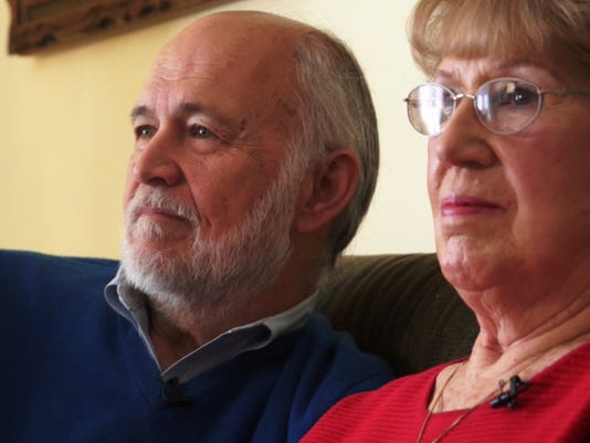 Man has written 10,000 love notes to wife of 40 years