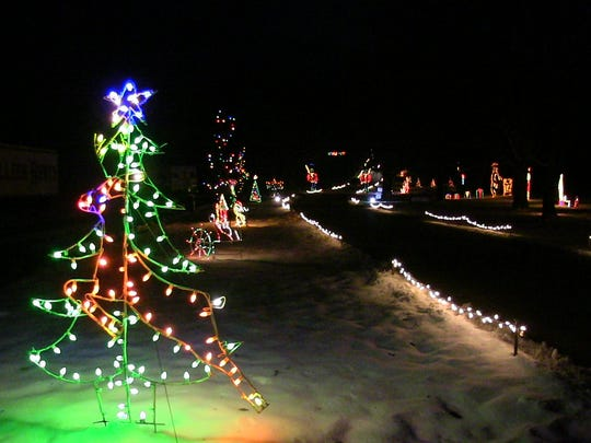Holiday In Lights opens Saturday night at Sharon Woods.