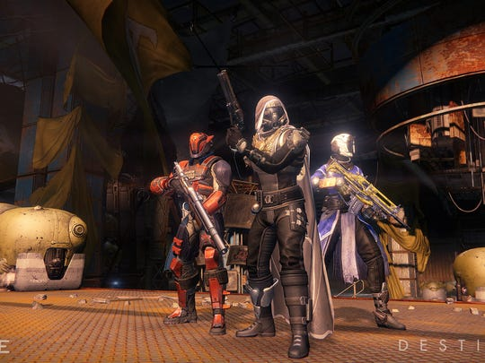 """Destiny"" was released earlier this fall and was one of the year's most anticipated games."