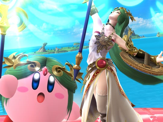 "Popular Nintendo characters are the stars of ""Super Smash Bros."""