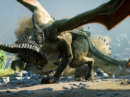 """Dragon Age: Inquisition"" is likely to be the RPG of choice this holiday season."