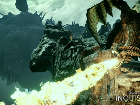 """""""Dragon Age: Inquisition"""" has pleased both fans and critics this year."""