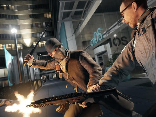 """""""Watch Dogs"""" was one of the more disappointing games of 2014."""
