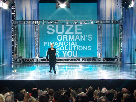 "Suze Orman is an acclaimed financial planning expert who hosts ""The Suze Orman Show."" She will appear at a luncheon in Naples on March 20."