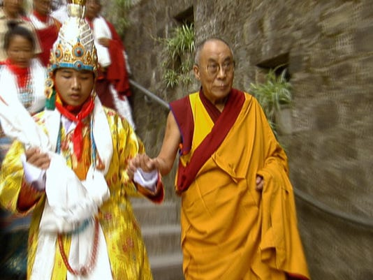 king of tibet with dalai lama,jpg.jpg