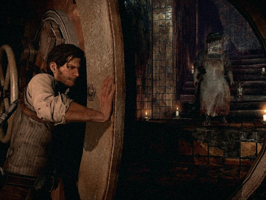 "Resident Evil creator Shinji Mikami takes another stab at the survival horror genre with ""The Evil Within."""