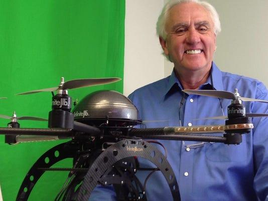 construire son propre drone