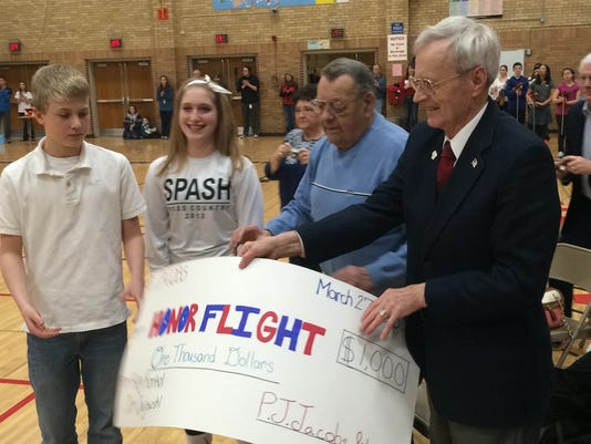 Honor Flight photo1