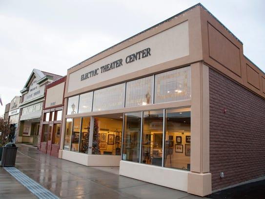 Community Arts Administrator Gary Sanders discusses