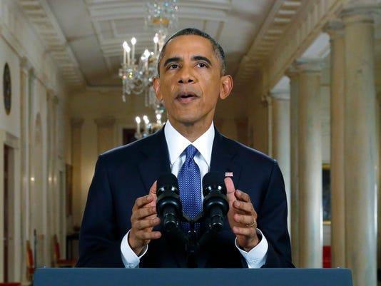 Barack Obama immigration exe