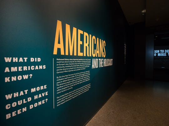 A recently opened exhibition at the United States Holocaust Museum in Washington, D.C., focuses on how the Great Depression and isolationism following World War I, as well as racism, shaped the American response to Nazism and the Holocaust.