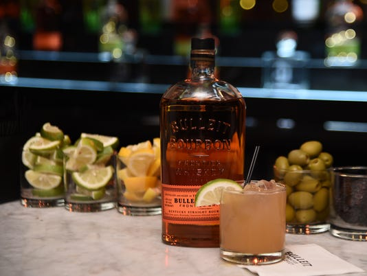 2017 Tribeca Film Festival After Party For One Percent More Humid Sponsored By Bulleit Bourbon At The Chester